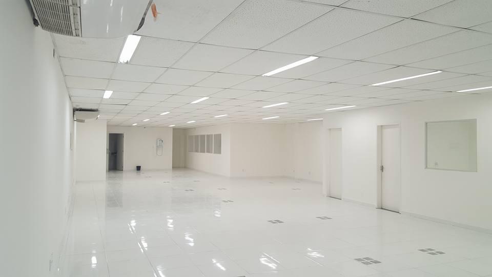 PROL STAFF – Soluções de Engenharia com acompanhamento e execução de reforma geral da sede da Empresa.