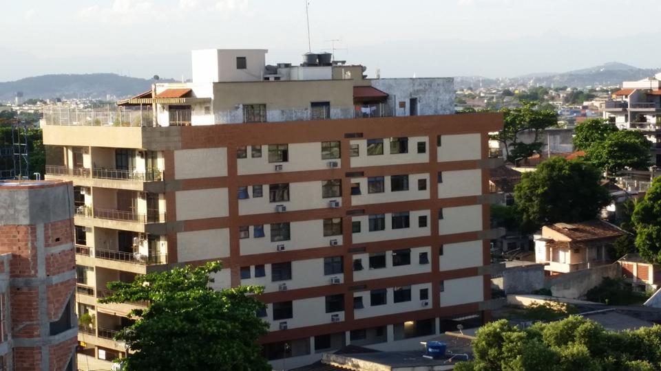 CONDOMÍNIO SAINT LEMAN – Substituição dos revestimentos das fachadas externas