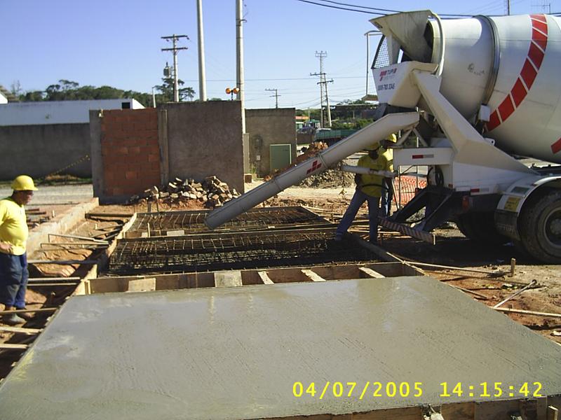 WHITE MARTINS – Construção de bases para instalação de tanques criogênicos