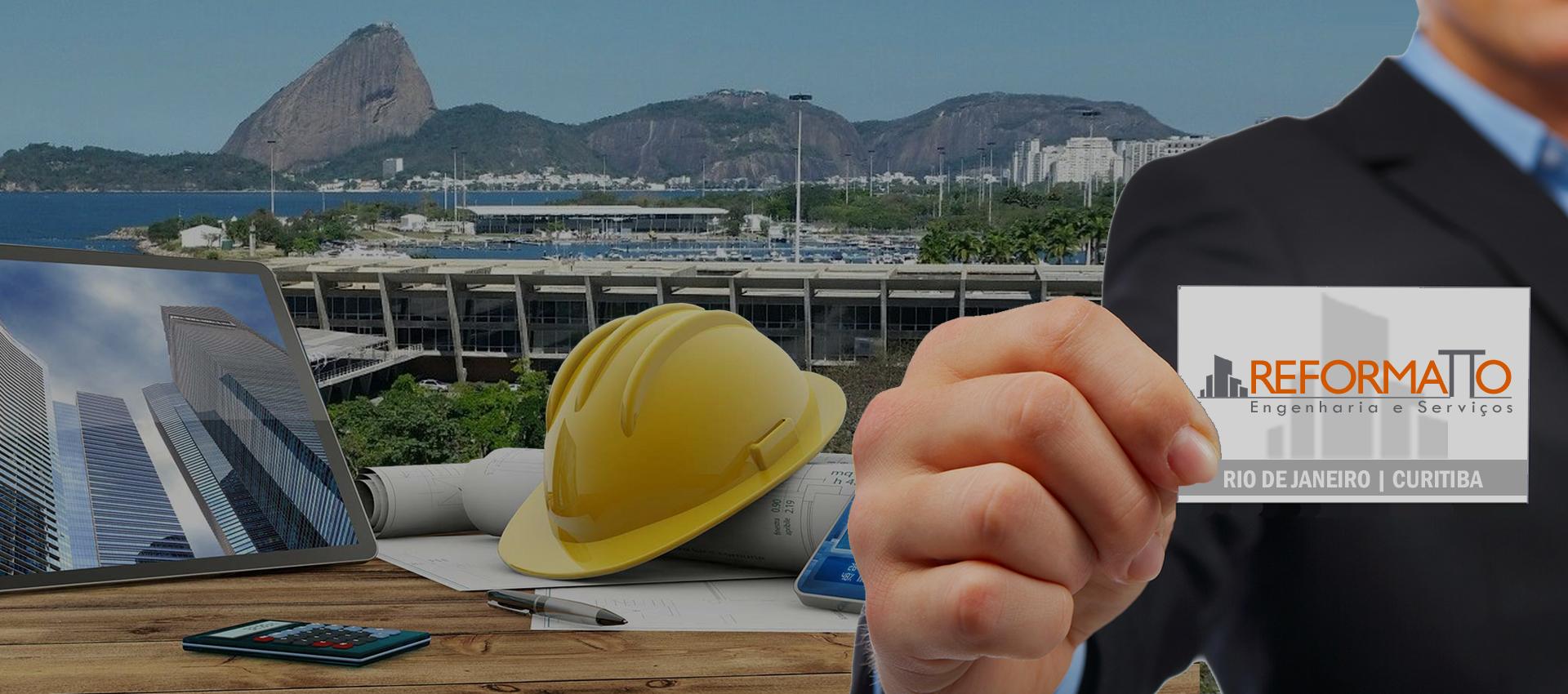 Serviços de engenharia no Rio de Janeiro